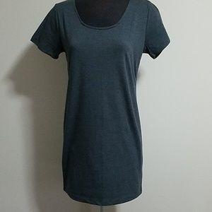Zenana Premium Charcoal Dress